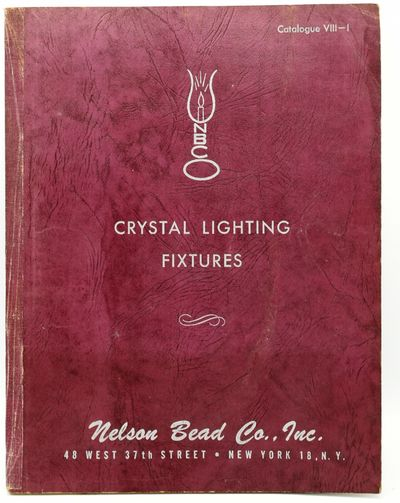 New York: Nelson Bead Co., Inc, 1950. Soft Cover. Very Good binding. 8 1/2 x 11