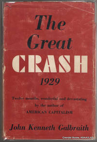 The Great Crash, 1929.
