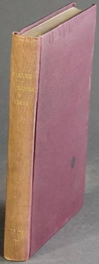 Addresses and essays [manuscript title]