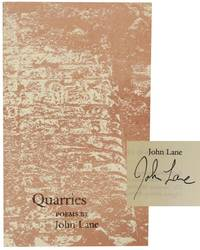 Quarries (Signed First Edition)
