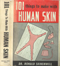 101 Things to Make with Human Skin. [Comic Book Jackets]
