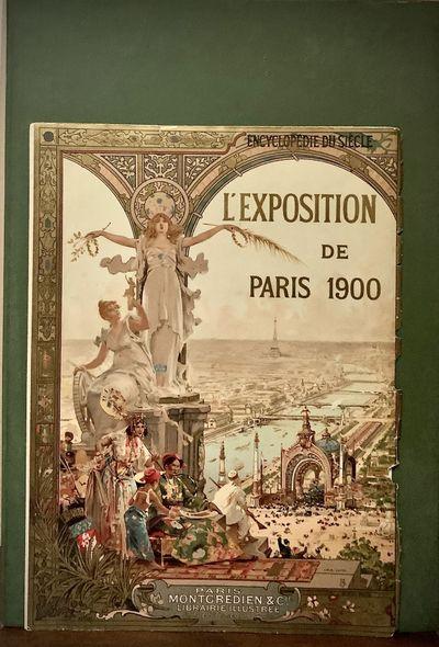 Paris: Montgredien & Cie, 1900. First edition. Hardcover. Disbound, housed in near fine green cloth ...