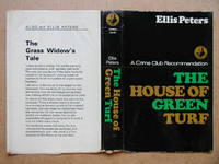 The House Of Green Turf. (Dust Jacket Only).