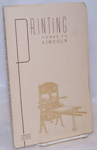 image of Printing comes to Lincoln