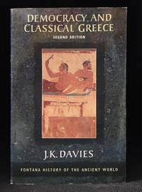 image of Democracy and Classical Greece (Publisher series: Fontana History of the Ancient World.)