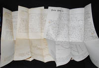image of 3 Documents relating to Two Roads laid out in Juniata County, Pa., in 1859 and One altered in 1882