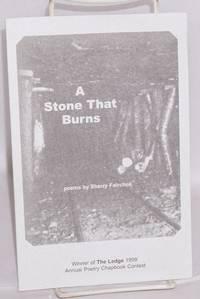 A stone that burns