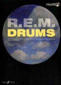 R.E.M.: Authentic Playalong Drums (Drums/CD): WITH Soundalike Backing CD