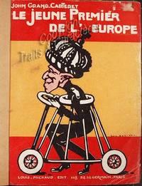 Le jeune premier de l'Europe devant l'objectif caricatural.