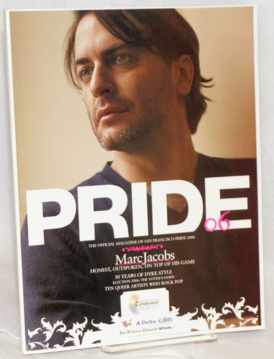 New York: Healthspring Communications, 2006. Magazine. 144p., 8x10.5 inches, photos,pride event guid...