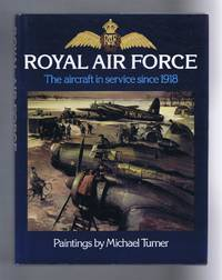 Royal Air Force, The aircraft in service since 1918
