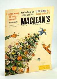 Maclean's - Canada's National Magazine, 2 January (Jan.) 1960: The Trading Stamp War / Mr. & Mrs. Jan Rubes / Bill Smith