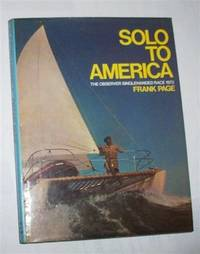 SOLO TO AMERICA: The Observer Singlehanded Race 1972