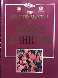 image of The Hillier Manual of Trees & Shrubs