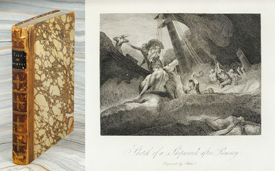 4to. Chichester: W. Mason, 1809. 4to, (8), (7), 416pp. With portrait frontispiece (imprint trimmed a...