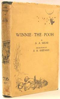 Winnie-the-Pooh by  A. A Milne - Hardcover - First edition, first printing - 1926 - from Thorn Books (SKU: 16964)