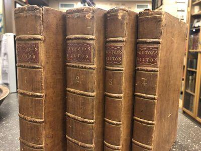 London: J. Beecroft, W. Strahan, et al.; J. and R. Tonson, et al., 1766-1770. Seventh Edition. Hardc...