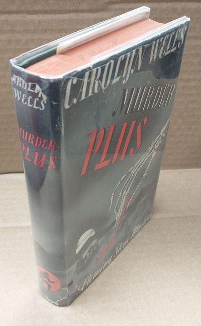 Philadelphia, PA: J. B. Lippincott, 1940. First Edition/ First Printing. Hardcover. Octavo, 301 page...