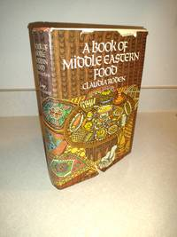 image of A Book of Middle Eastern Food