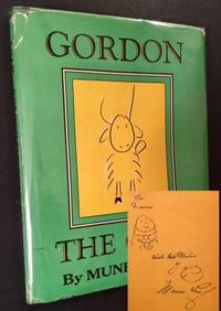 Gordon the Goat (Inscribed by Munro Leaf, with 2 Accompanying Drawings)