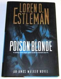 Poison Blonde ( Signed 1st)