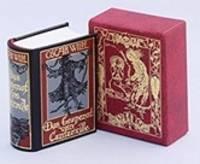 image of Das Gespenst von Canterville. (Miniaturbuch).