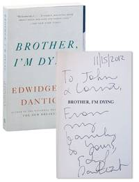 Brother, I'm Dying [Inscribed]