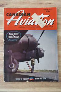 Canadian Aviation. Commercial, Military, Civil.  April, 1945