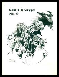 image of COMIC AND THE CRYPT - Volume 1, number 5 - November 1971