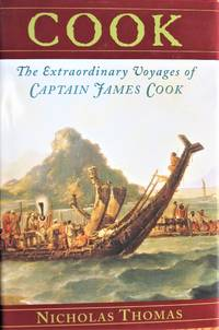 image of Cook. The Extraordinary Voyages of Captain James Cook