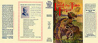 image of The Land That Time Forgot [replication dust jacket for the 1st Grosset & Dunlap edition-NO BOOK]