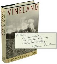 signed copy of vineland