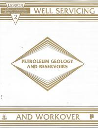 image of Petroleum Geology And Reservoirs Lesson 2, Home Study Course