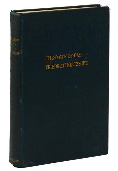 New York: The Macmillan Company, 1903. First American edition. Very Good. First American edition. xx...