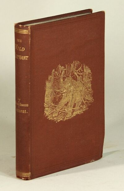 London: Longmans, Green, and Co, 1867. First edition, small 8vo, pp. xix, , 198, ads; 3 wood-engrave...