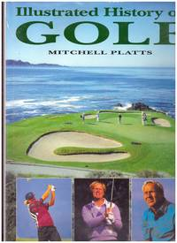 image of ILLUSTRATED HISTORY OF GOLF