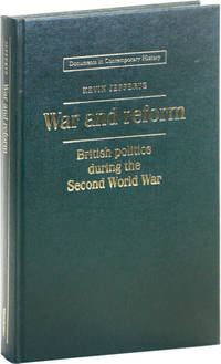 image of War and reform: British politics during the Second World War