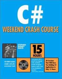 C# Weekend Crash Course