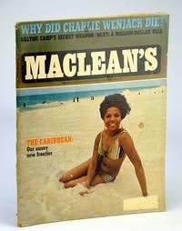 Maclean's Magazine, February 1967 *WHY DID CHARLIE WENJACK DIE?*