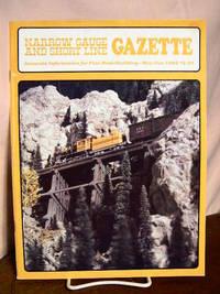 image of NARROW GAUGE AND SHORT LINE GAZETTE - MAY/JUNE, 1980; VOLUME 6, NUMBER 2