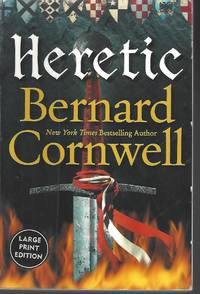Heretic (The Grail Quest, Book 3) large print