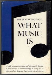 WHAT MUSIC IS