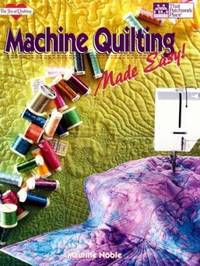 image of Machine Quilting Made Easy!