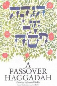 A Passover Haggadah by  Herbert Bronstein - Paperback - 1974 - from ThriftBooks and Biblio.com