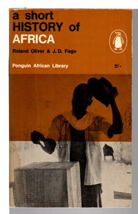 image of A SHORT HISTORY OF AFRICA.