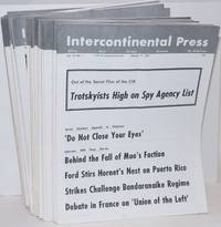 Intercontinental Press. Vol. 15, no. 1 (January 17, 1977) to vol. 15, no. 48 (December 26, 1977)