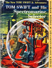Tom Swift and His Spectromarine Selector : The New Tom Swift Jr.  Adventures #15: Blue Tweed Boards - The New Tom Swift Jr. Adventures Series