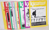 image of International viewpoint [12 issues for the year 1992]