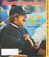 image of Sports Illustrated Magazine, April 24, 1978 (Vol 48, No. 18) : The Word  From The Bird - Detroit Can Sock It To You
