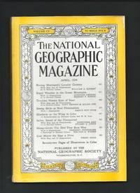 The National Geographic Magazine - April 1954 Vol. CV  No. 4